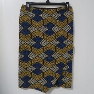 Anthropologie Maeve Long Skirt Size 4